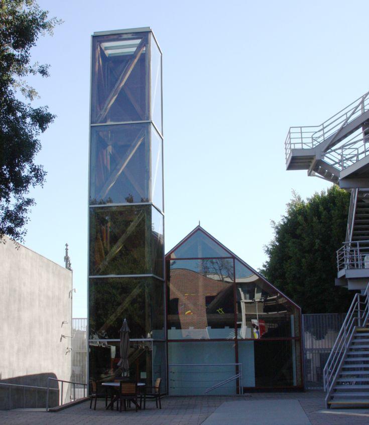 Frank Gehry | Loyola Law School | Los Ángeles, California | 1978-1991