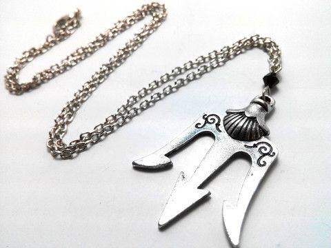 Percy Jackson Trident Necklace