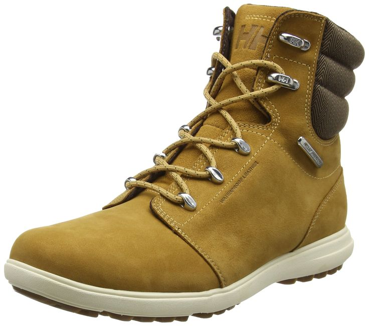 Helly Hansen Men's a.S.T 2-M Hiking Boot, New Wheat/Coffee Bean/Angora/Sperry Gum, 8.5 M US