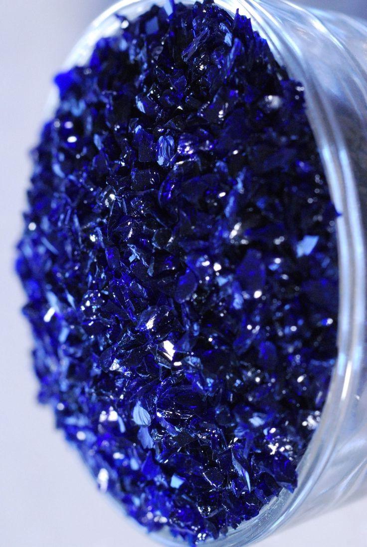 Cobalt Glitter