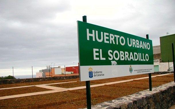 Santa Cruz de Tenerife. El Consistorio renuncia a implantar dos huertos urbanos por distrito   Diario de Avisos