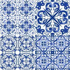MILAN | CHINOISERIE | Face 4 | 40x40 | Wall & Floor Tile