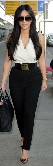 Kim cinturon