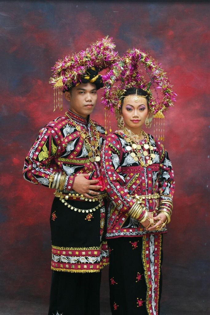 Traditional Clothes of Batak Gayo Deret