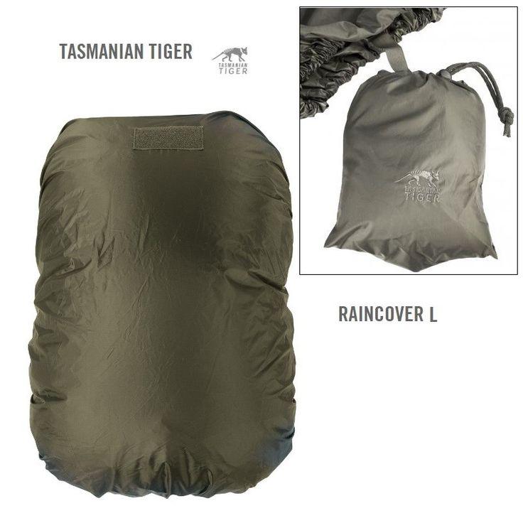 Tasmanian Tiger Raincover Large - coprrizaino 40/60 lt