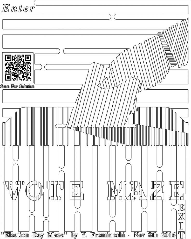 175 best free coloring pages images on pinterest free for Free election day coloring pages