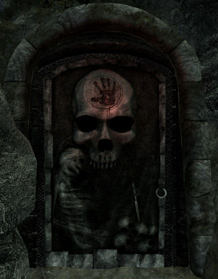 25 Best Ideas About Dark Brotherhood On Pinterest Skyrim Door