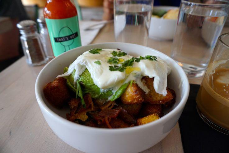 5 lovely breakfast places in New York // 5 skønne morgenmadssteder i New York - Egg Shop