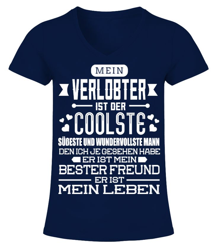 MEIN VERLOBTER IST DER COOLSTE   daughter shirt, daughter gift ideas, mother daughter shirts #daughter #giftfordaughter #family #hoodie #ideas #image #photo #shirt #tshirt #sweatshirt #tee #gift #perfectgift #birthday #Christmas