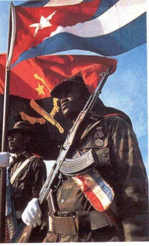 In accordance with United Nations Security Council Resolution 626 and the New York Accords, Cuban troops begin withdrawing from Angola.