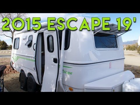 809 best campers images on pinterest campers camp trailers and ever wanted to know what its like to live in a fiberglass trailer full time come check out this video tour to see how we live in this small egg publicscrutiny Images