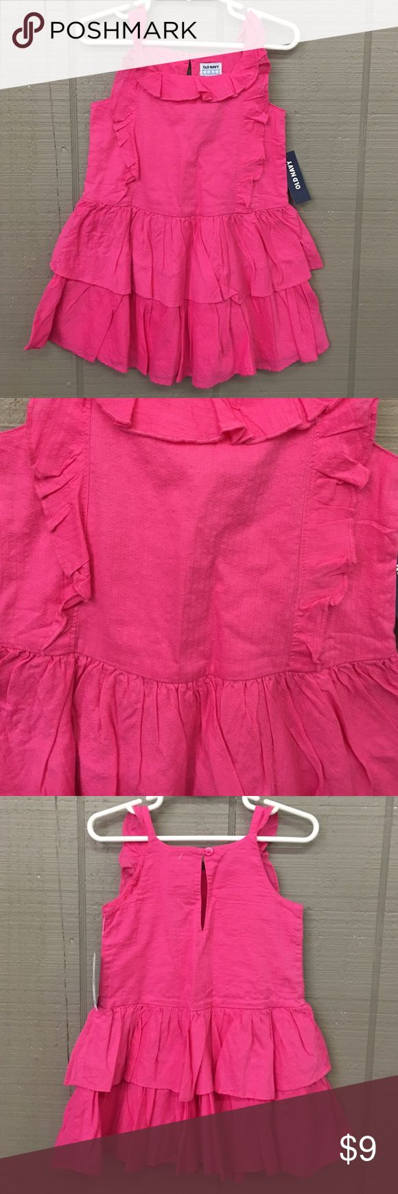 Old navy cotton pink dress Old navy cotton pink dress Old Navy Dresses Casual