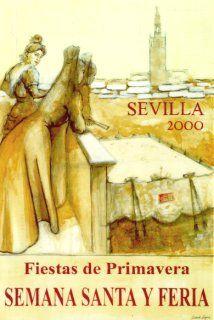 Cartel Feria de Primavera de Sevilla 2000
