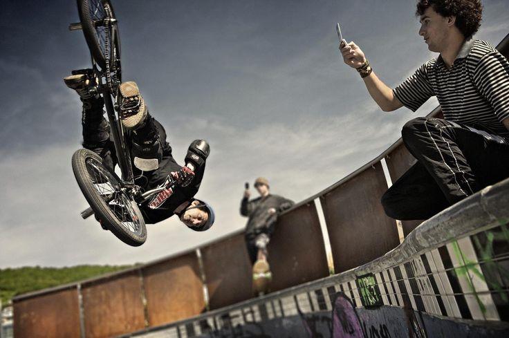 FLIPP Management   Dean Zillwood #BMX #skatepark #flip
