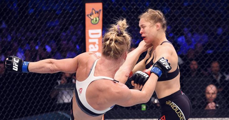 Holly Holm delivered a knockout kick in her match against Ronda Rousey. Here's an estimate of the impact force it carried.