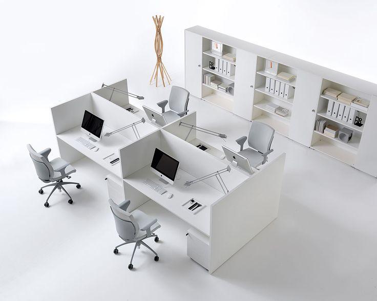 Arredamento ufficio DOIMOFFICE modello Basic Desk