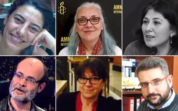 """Sendika (.) Org ///  İHD ve TİHV'den açıklama: """"İnsan haklarını savunmak haktır, suç değil"""""""