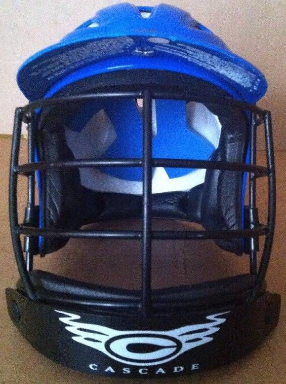 Cascade Lacrosse Helmet with Chin Strap XSmall  SKU# LC59 #Cascade