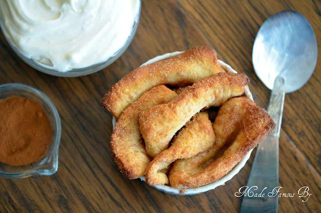 Cinnamon Pullapart Bread