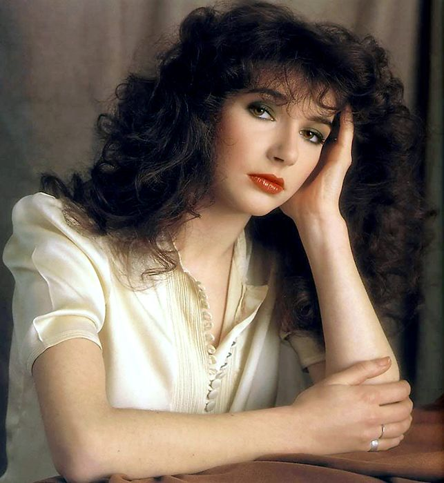 Kate Bush. Photo by Gered Mankowitz, 1979