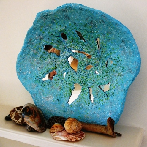 17 best images about papier mache on pinterest big for Papier mache rocks
