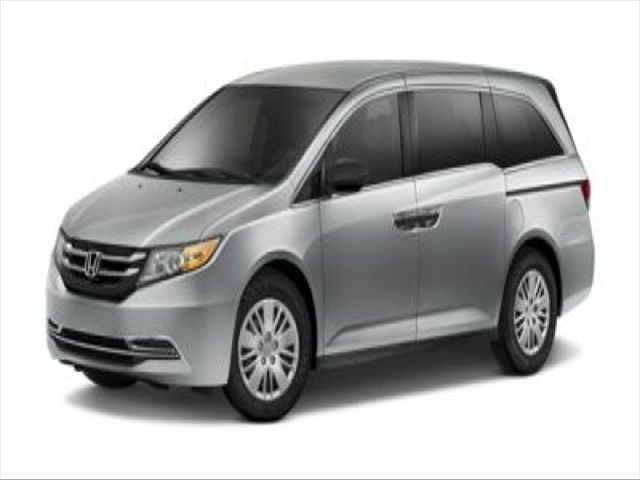 2014 Honda Odyssey for sale at Honda Cars of Bellevue www.hondacarsofbellevue.com
