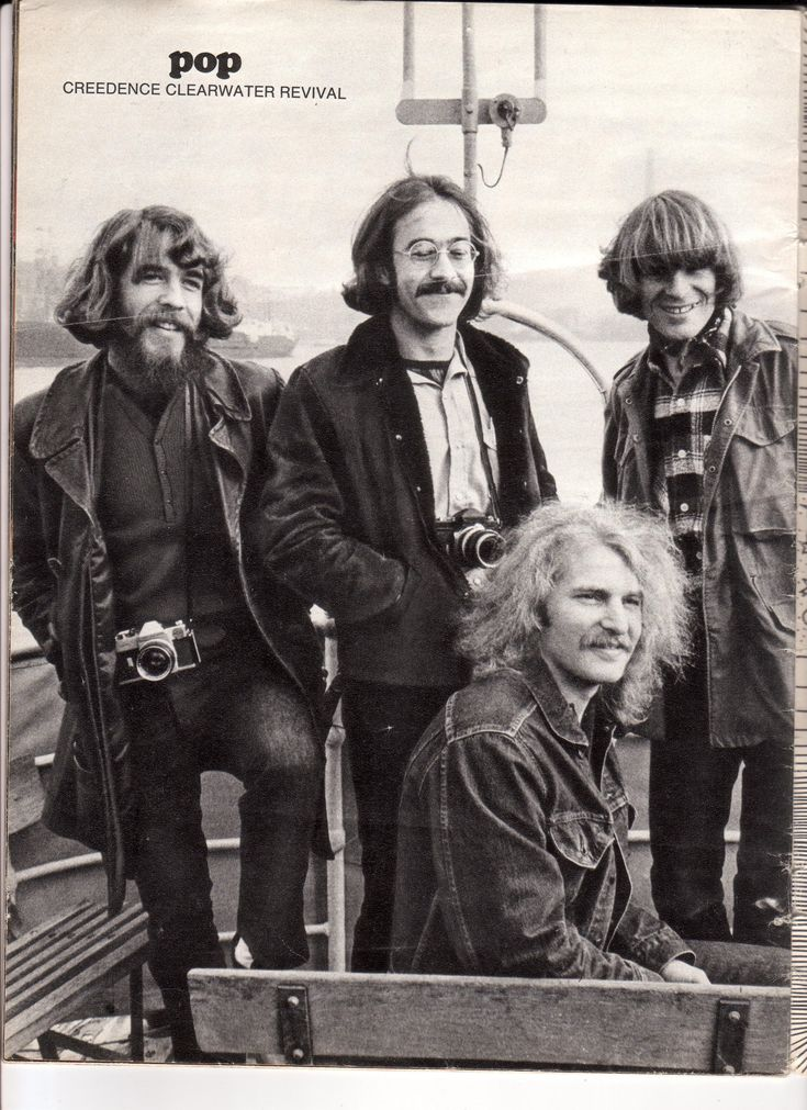 17 Best Images About Ccr On Pinterest Classic Rock