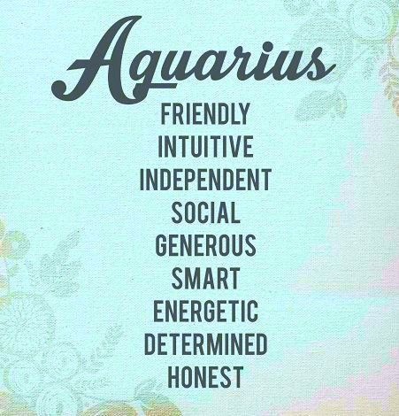 Aquarius Personality Quotes. QuotesGram