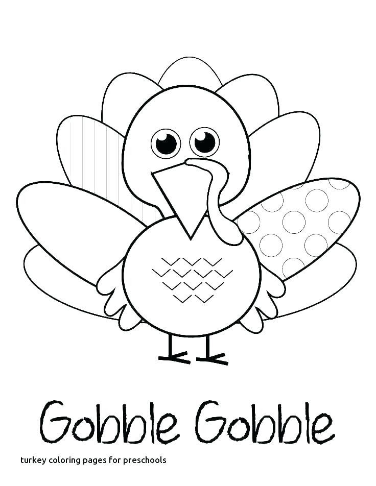 Coloring Pages Of Turkey Design
