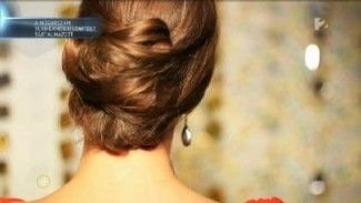 Elegáns frizura  - Takács Nóra -       NORIE