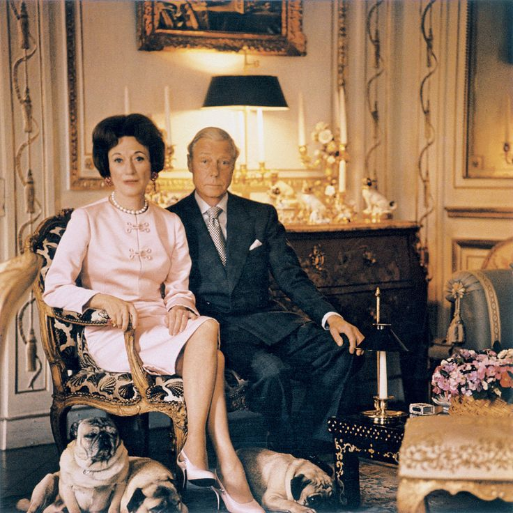 Wallis Simpson - she changed British History and got Collin Firth an Oscar