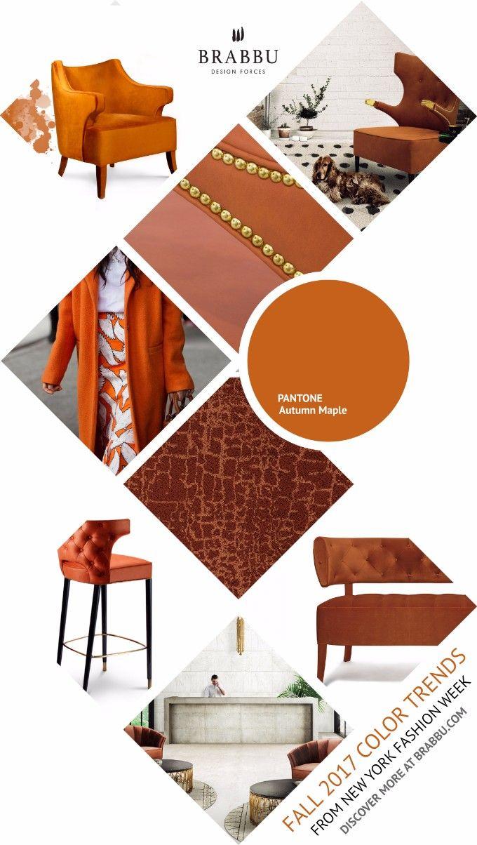 PANTONE Trendfarben für Herbst 2017 – Wohnen mit Klassickern
