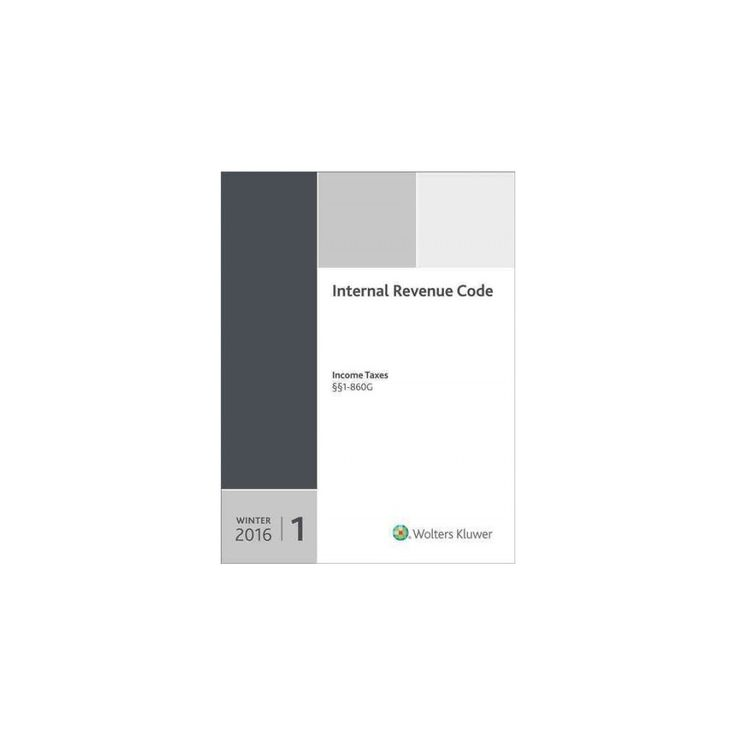Internal Revenue Code Winter 2016 (Paperback)