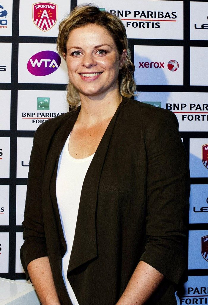 clijsters kim naked