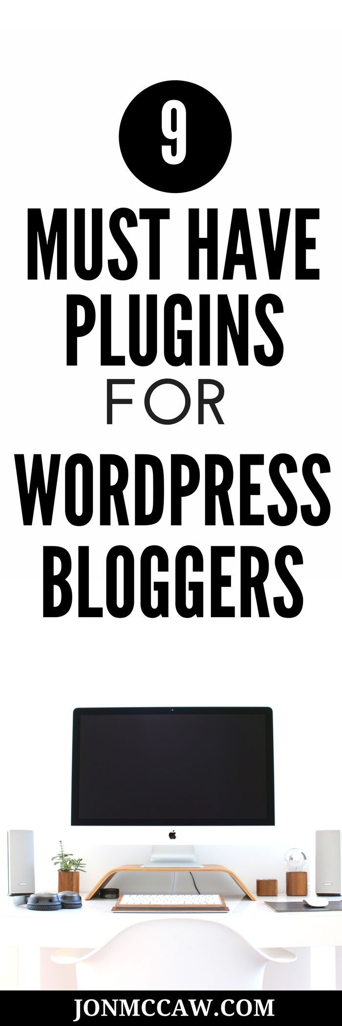 must have plugins for #wordpress #bloggers