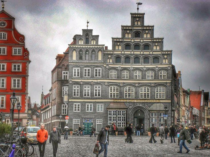 Lüneburg. Germany.