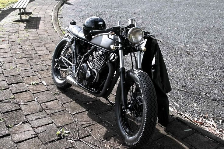 Cafe Racer #motorcycles #caferacer #motos | caferacerpasion.com