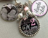Items similar to PHOTO Personalized Necklace or Keychain, Mother's Day gift, Children's Names, Mum, Aunt gift, Grandma, Mimi, Nana,Gigi, Birthday gift, heart on Etsy