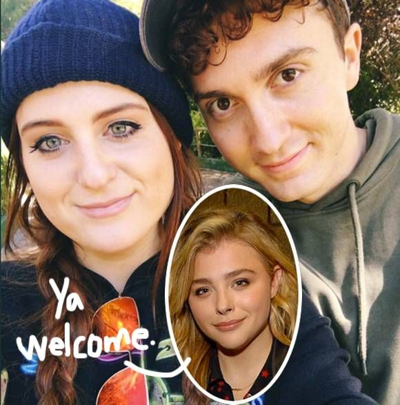 Meghan Trainor Has Chloë Grace Moretz To Thank For Hooking Her Up With Daryl Sabara! Get All The Deets On Their Perfect Relationship!