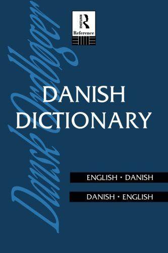 Danish Dictionary: Danish-English, English-Danish (Routledge Bilingual Dictionaries)