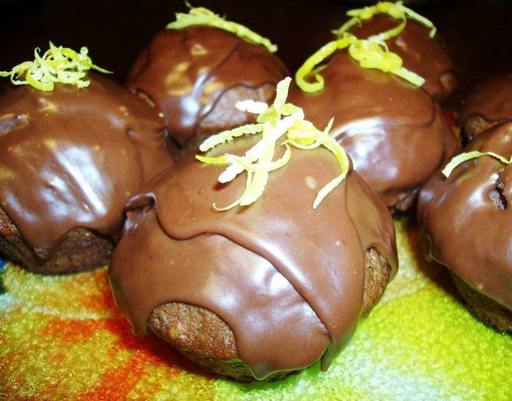 Шоколадно-банановые торты