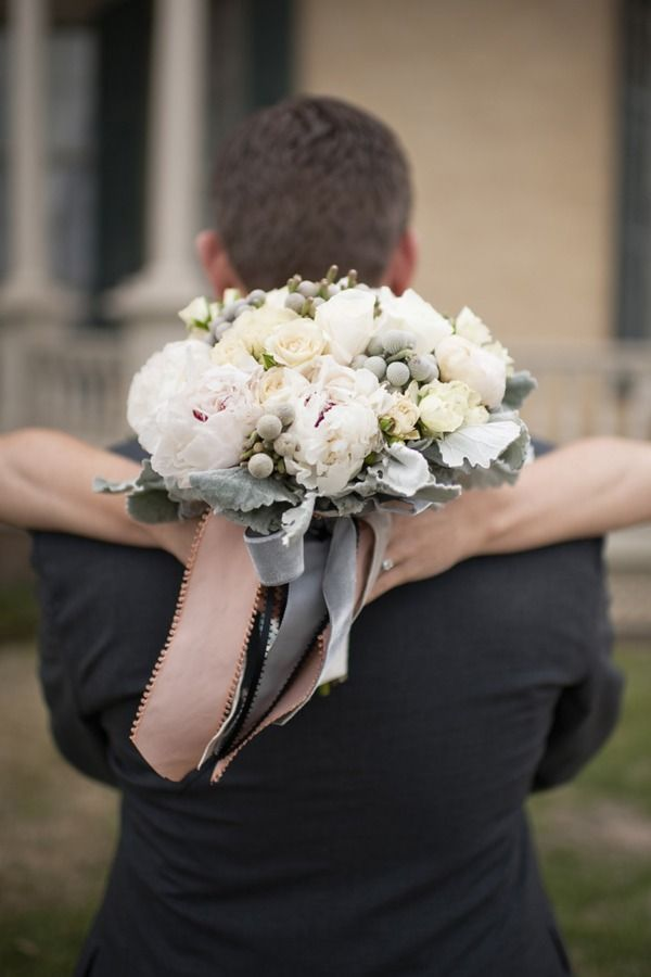 that velvet ribbon is perfect.: Bridal Bouquets, French Photography, Alysefrenchphotography Com, Floral Design, Wedding Ideas, Weddings, Wedding Flowers, Stone