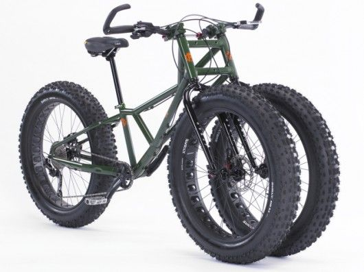 The Rungu Juggernaut fat-trike...because you can... | RIDE! | Pinterest | Bicycling, Wheels and Vehicle