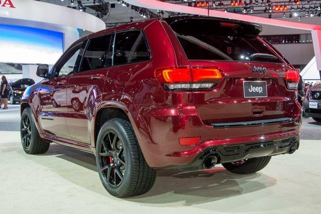 Novo Jeep Grand Cherokee SRT 2019 Noite: Preço, Consumo, Interior e Ficha Técnica