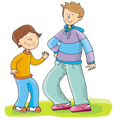 illustrazione per editoria scolastica - bambini ragazzi