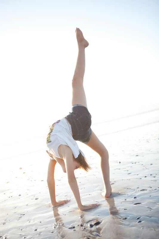 My dancing princess...