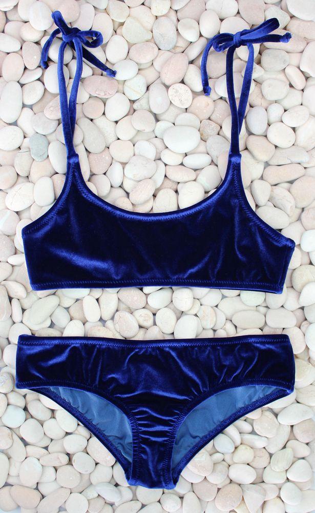 Bliss bikini in Twilight - Made By Dawn #swimwear