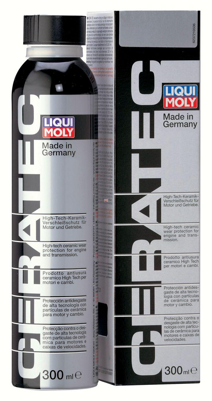 Modyfikator oleju LIQUI MOLY Cera Tec 300ml LIQUI MOLY 7181 - Sklep iParts.pl