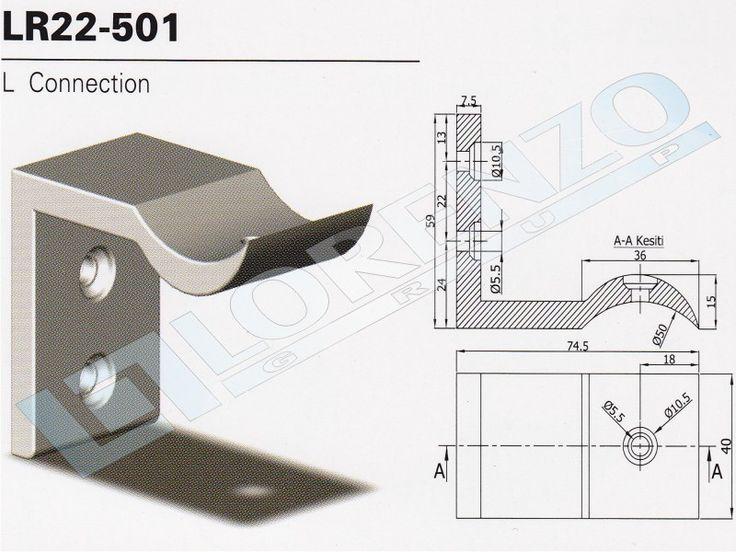 Sistem lateral fix pt. prindere O1-perete