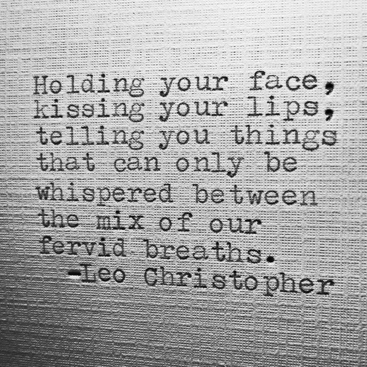 Leo Christopher • Fervid Breaths